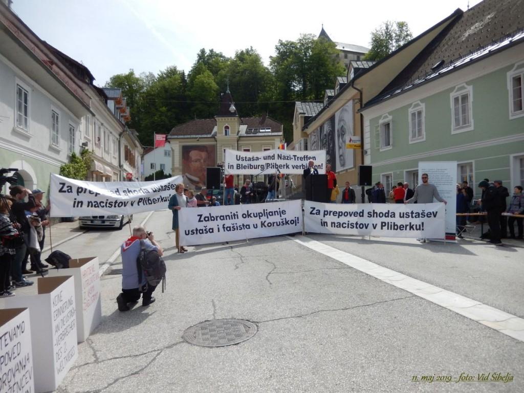 PROTESTNI SHOD V PLIBERKU
